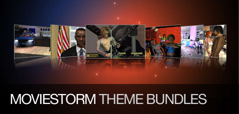 Moviestorm Themes
